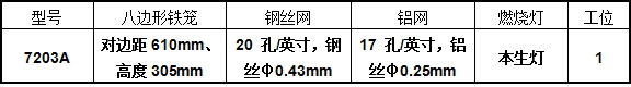 电池抛射(燃烧)试验机规格参数