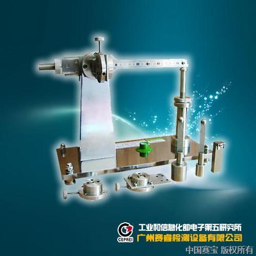 7107A型电源插头组件试验台
